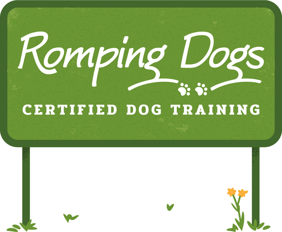 Romping Dogs Logo